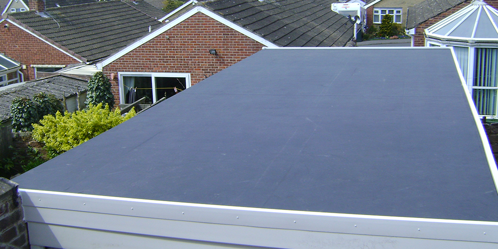 Rubber Roofs Simply Pvc Ltd We Provide Professional